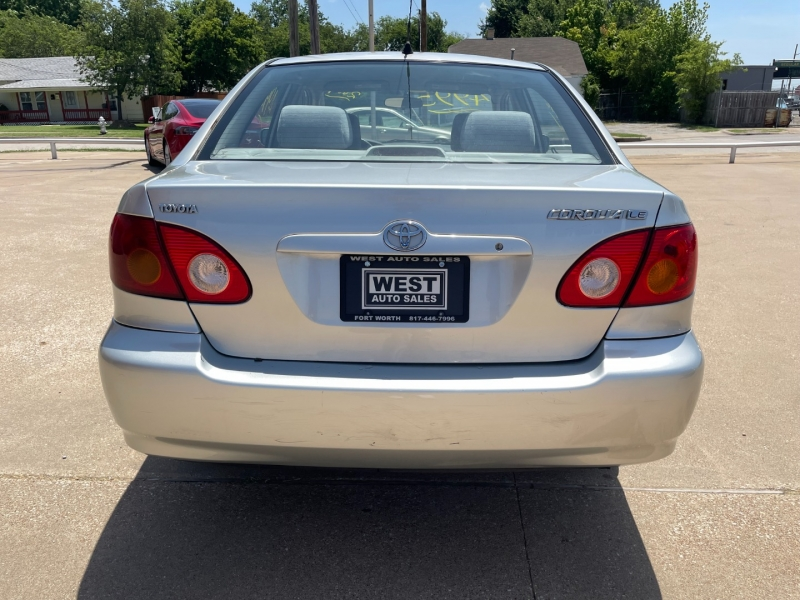 Toyota Corolla 2004 price $4,995 Cash