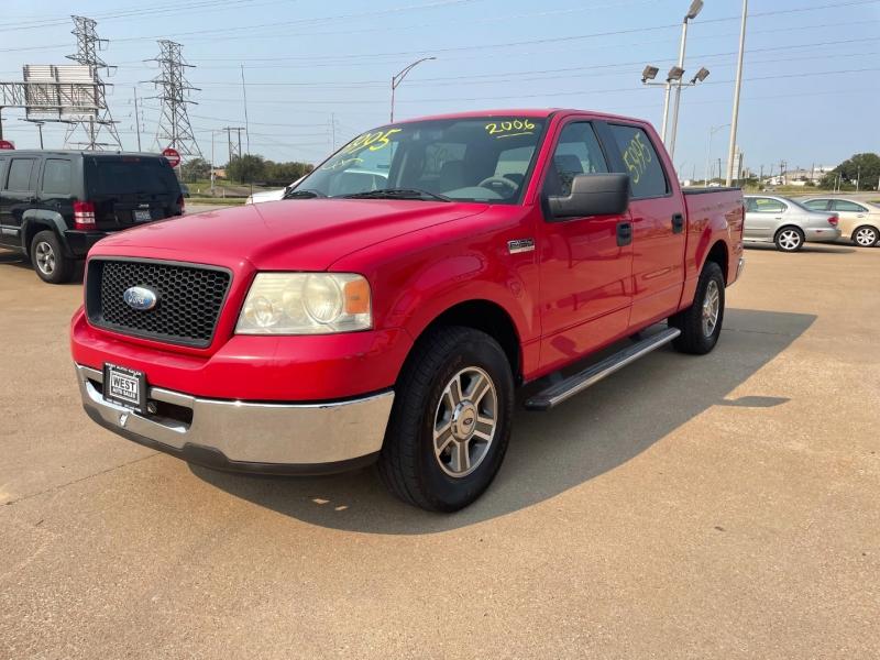Ford F-150 2006 price $5,995 Cash