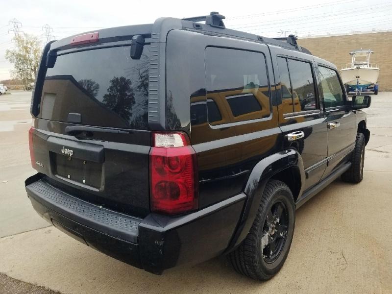 Jeep Commander 2007 price $999