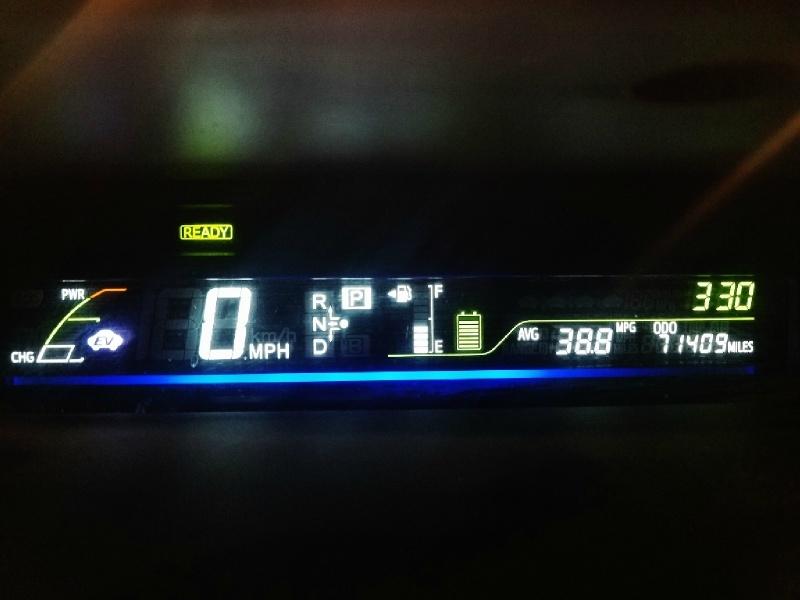 Toyota Prius v 2013 price $11,750