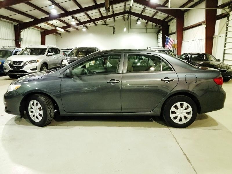 Toyota Corolla 2009 price $8,350