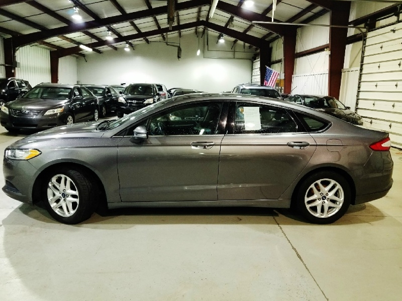 Ford Fusion 2013 price $7,250