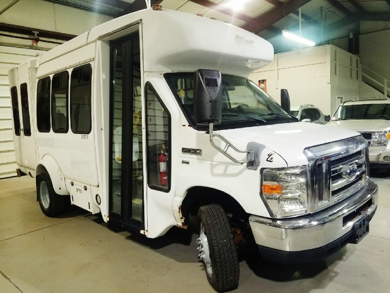 Ford Econoline Commercial Chassis 2011 price $10,750