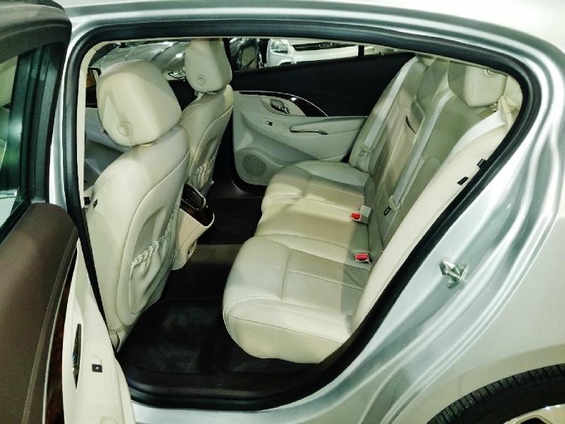 Buick LaCrosse 2015 price $15,450