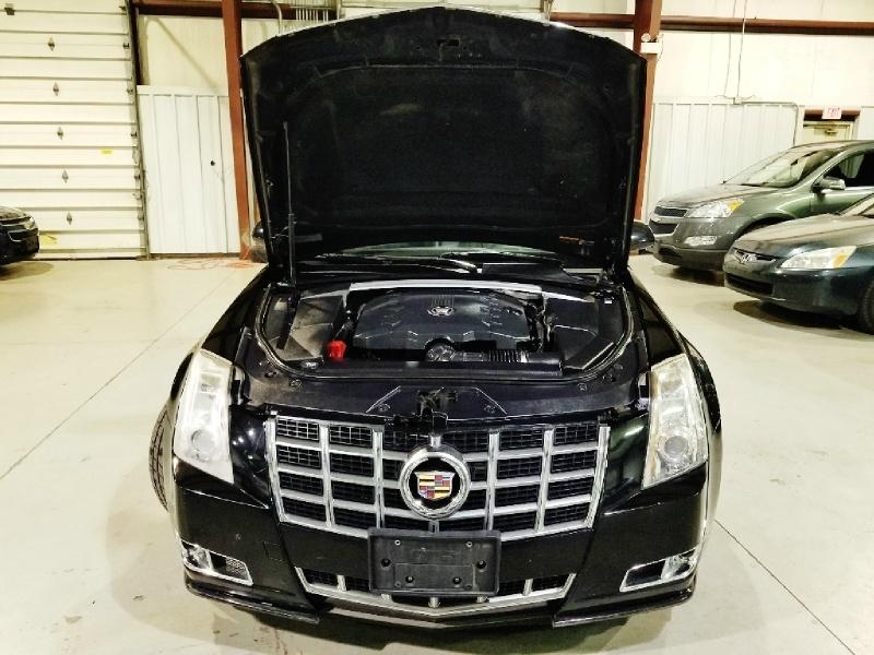 Cadillac CTS Sedan 2012 price $12,200
