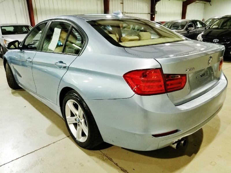 BMW 3-Series 2014 price $12,950