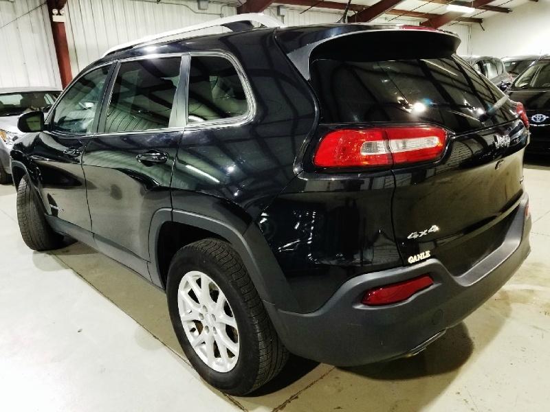 Jeep Cherokee 2015 price $12,350