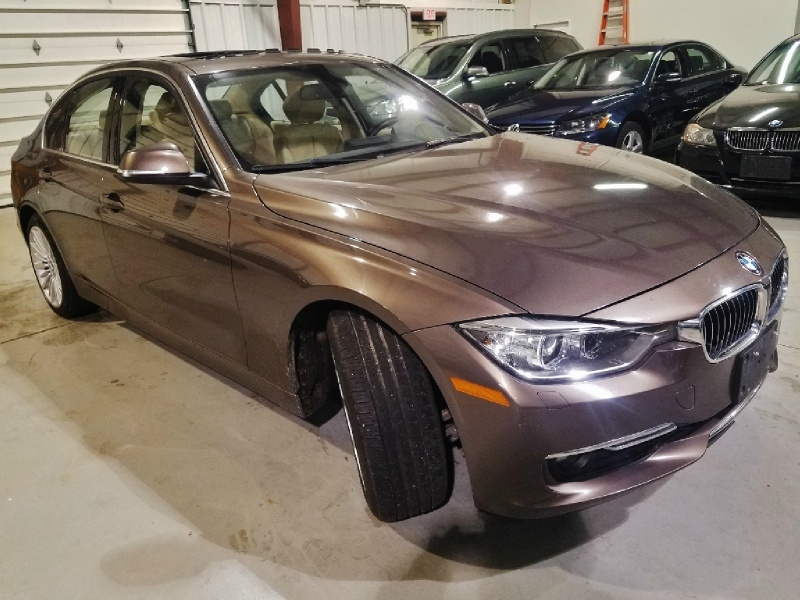 BMW 3-Series 2013 price $13,750