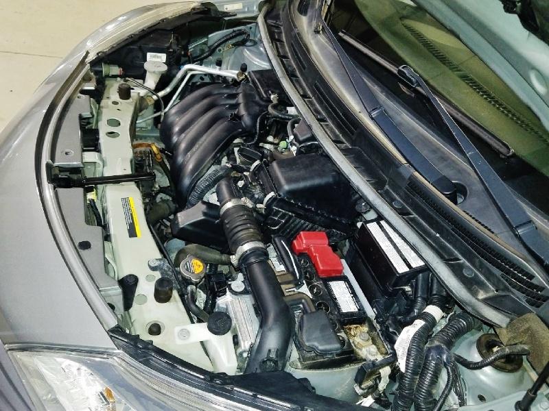 Nissan Versa 2014 price $6,750