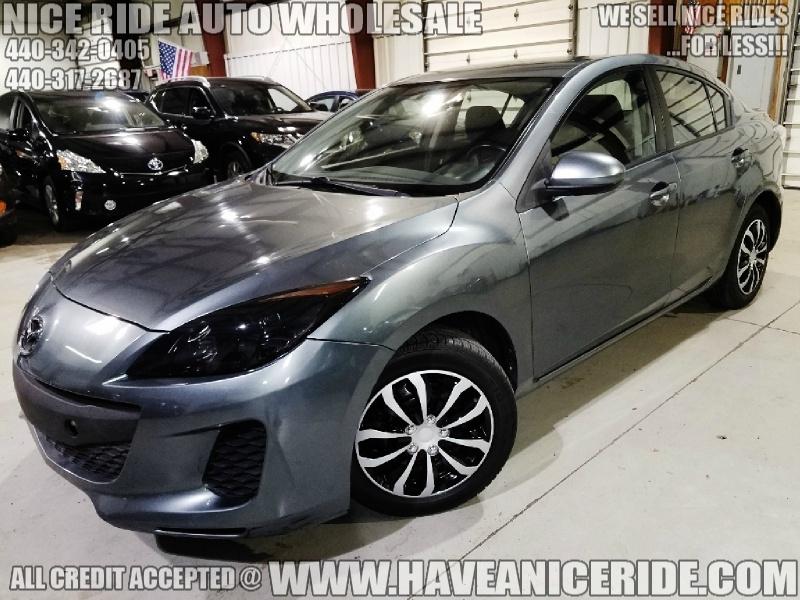 Mazda 3 2013 price $6,750