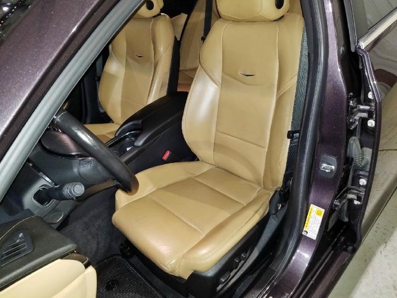 Cadillac ATS 2014 price $14,450