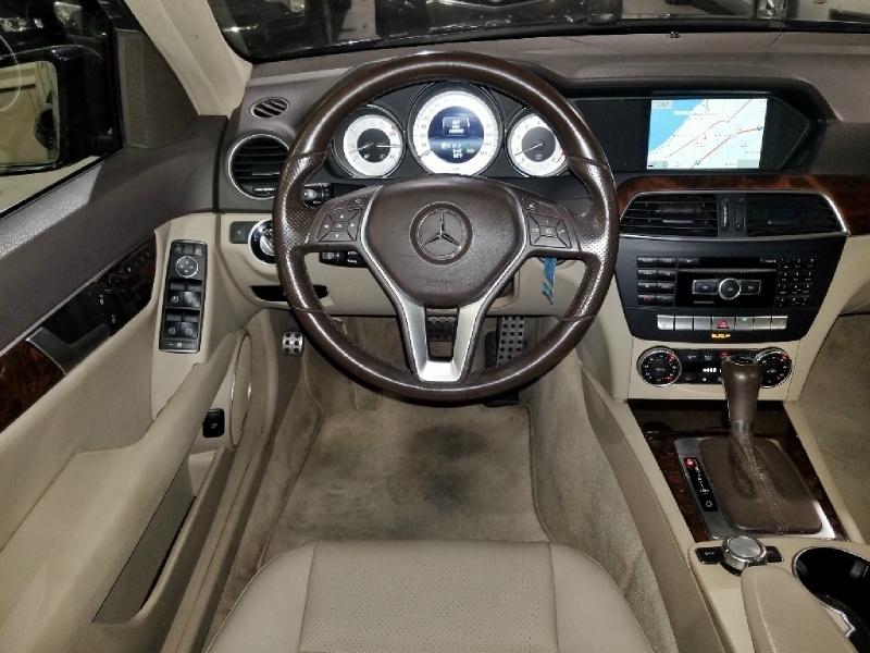 Mercedes-Benz C-Class 2014 price $12,450