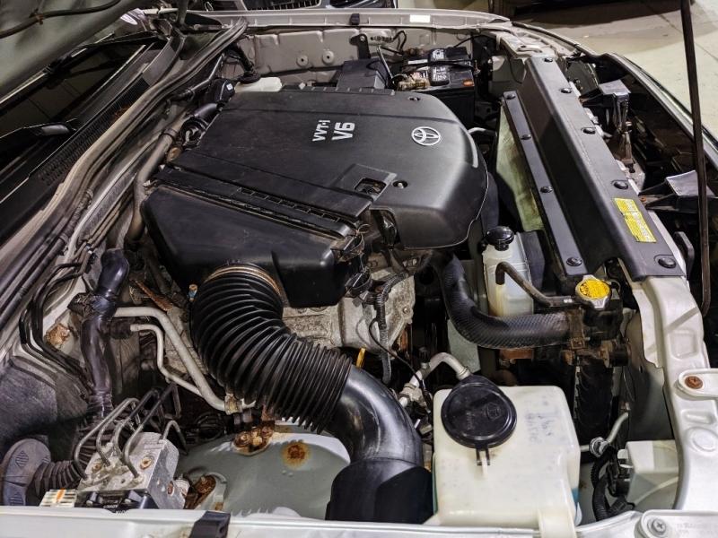 Toyota Tacoma 2007 price $13,750