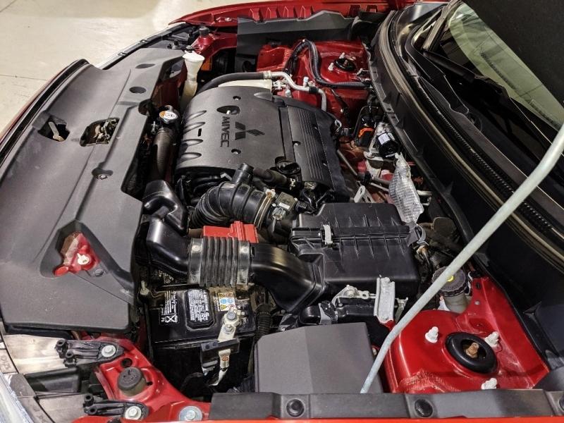 Mitsubishi Outlander Sport 2013 price $9,450