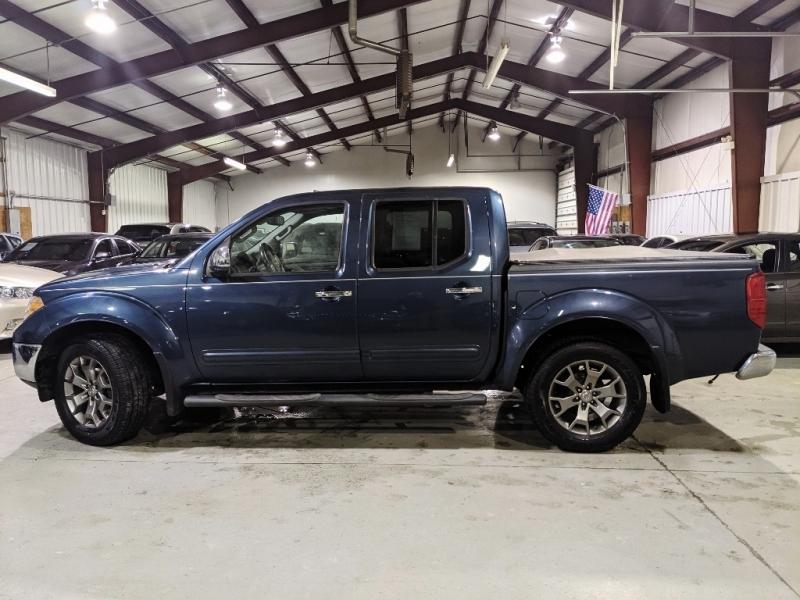 Nissan Frontier 2014 price $17,450