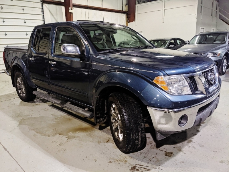 Nissan Frontier 2014 price $18,450
