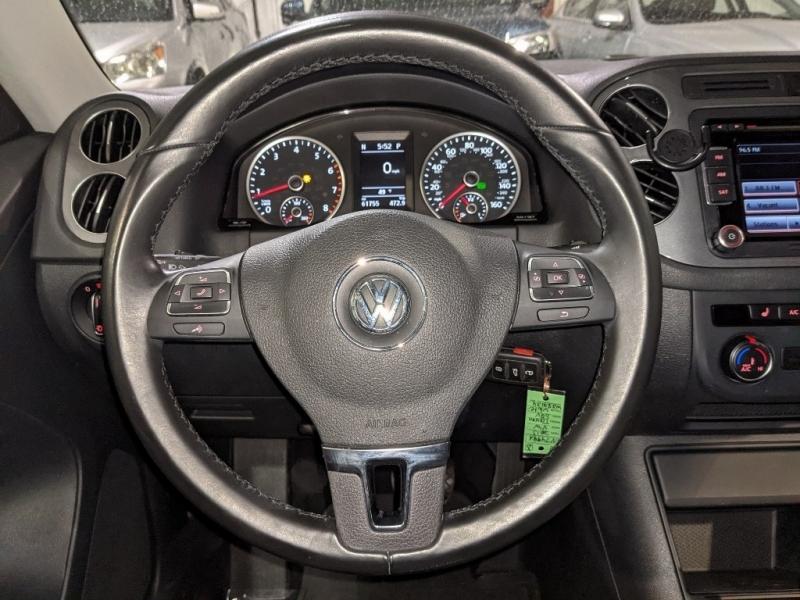 Volkswagen Tiguan 2015 price $13,750