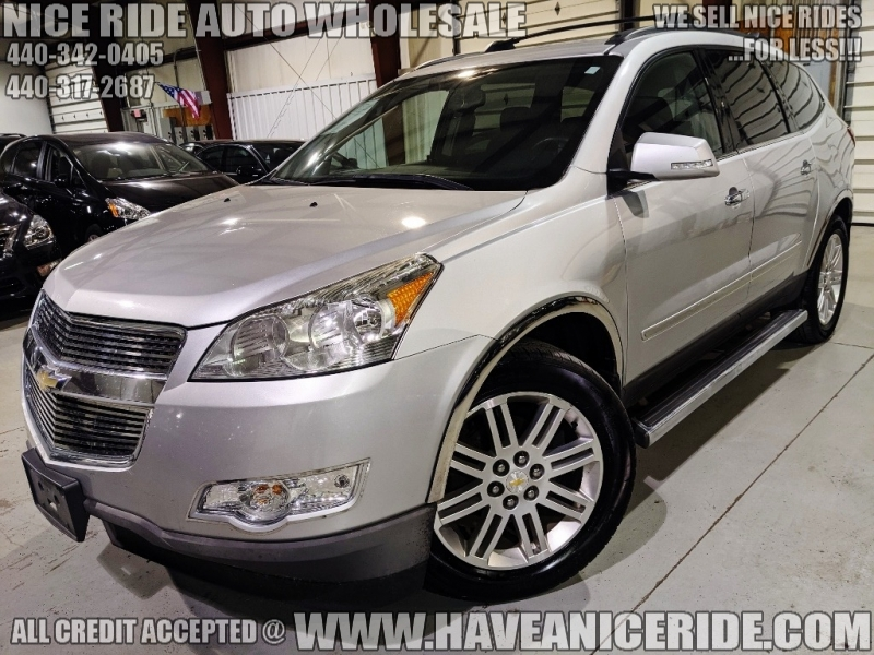 Chevrolet Traverse 2011 price $8,350