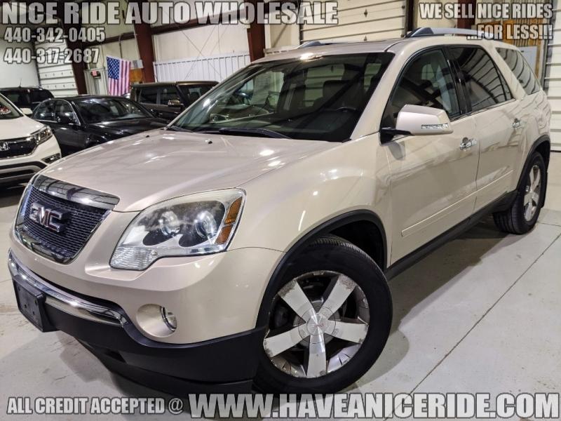 GMC Acadia 2011 price $9,750