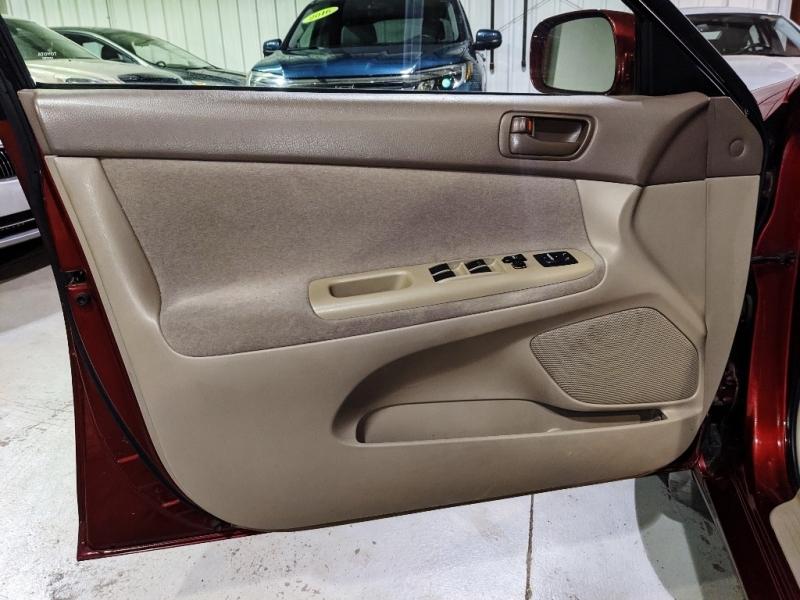 Toyota Camry 2003 price $4,950
