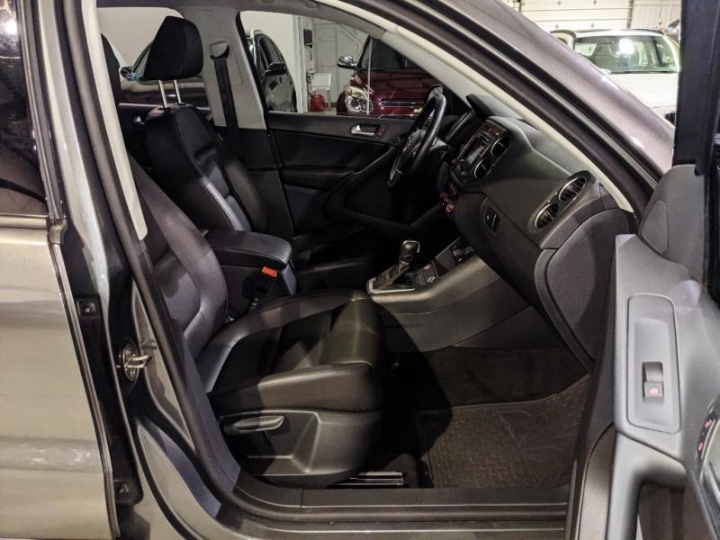 Volkswagen Tiguan 2016 price $15,950