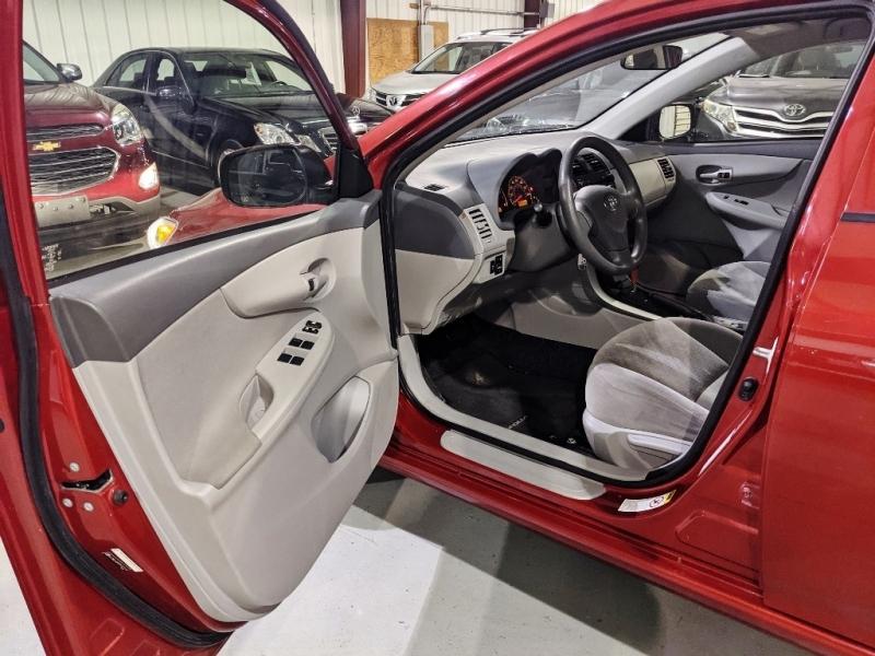 Toyota Corolla 2009 price $8,750