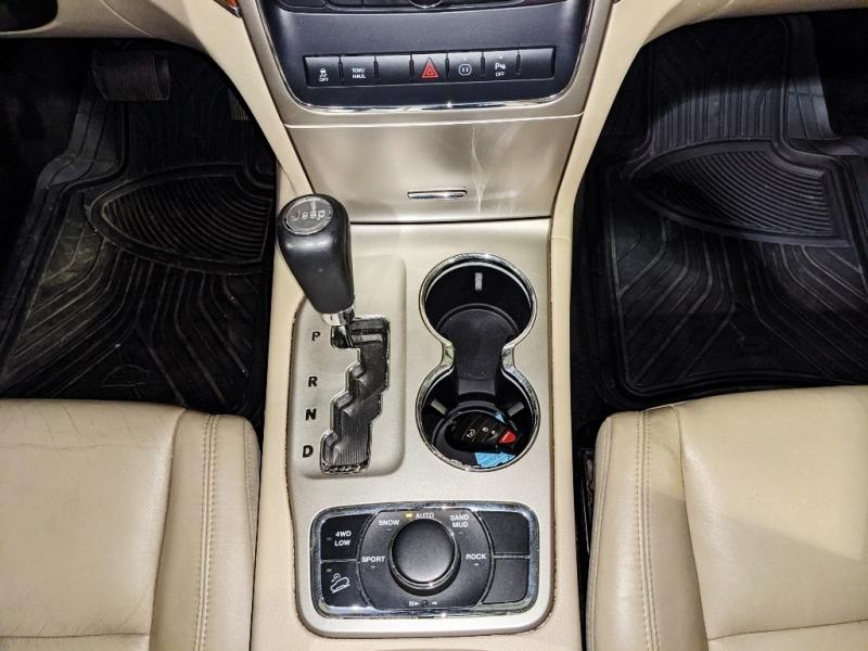 Jeep Grand Cherokee 2011 price $10,950