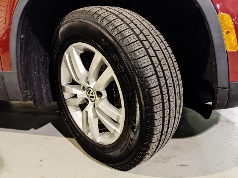 Volkswagen Tiguan 2013 price $8,350