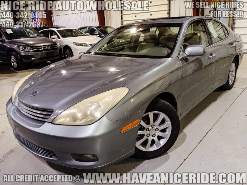 Lexus ES 300 2003 price $7,350