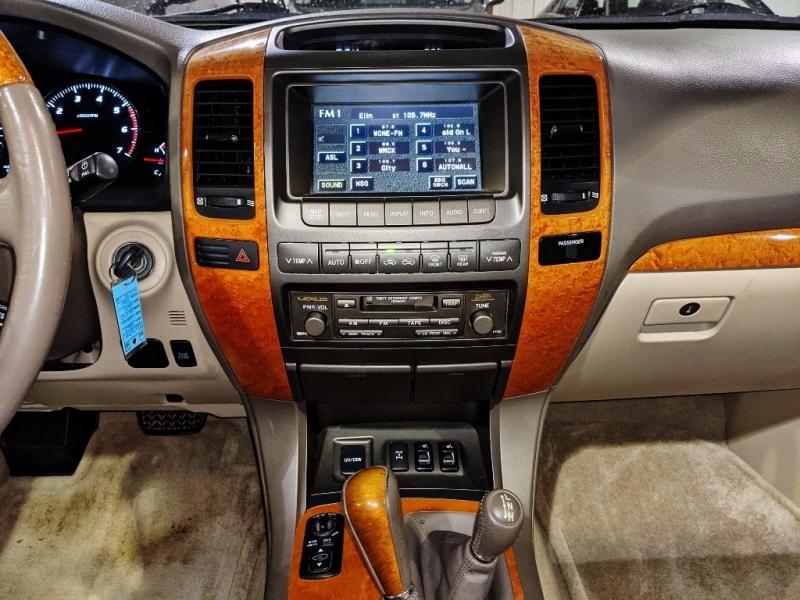 Lexus GX 470 2003 price $11,450