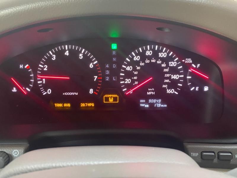Lexus LS 430 2002 price $10,400