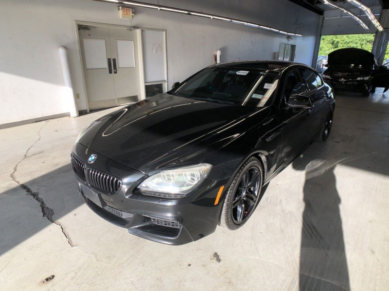 BMW 640 2015 price Call for Pricing.