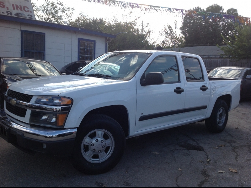 Chevrolet Colorado 2008 price $11,499