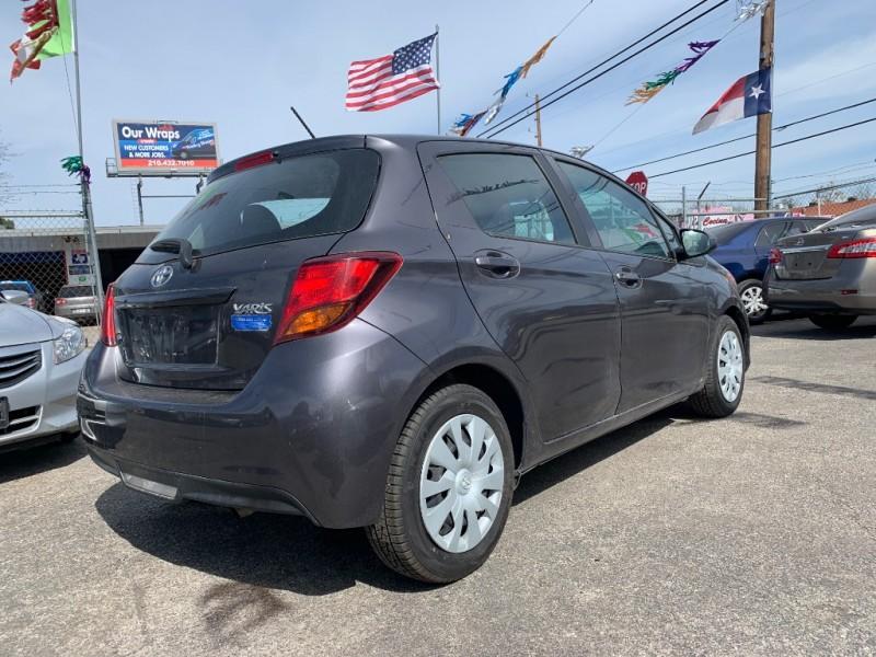 Toyota Yaris 2015 price $12,999