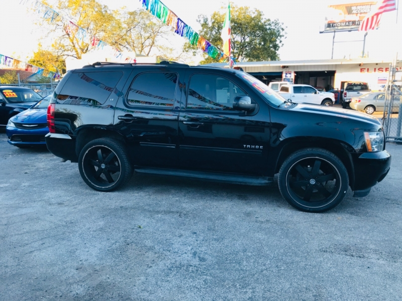 Chevrolet Tahoe 2013 price $19,999