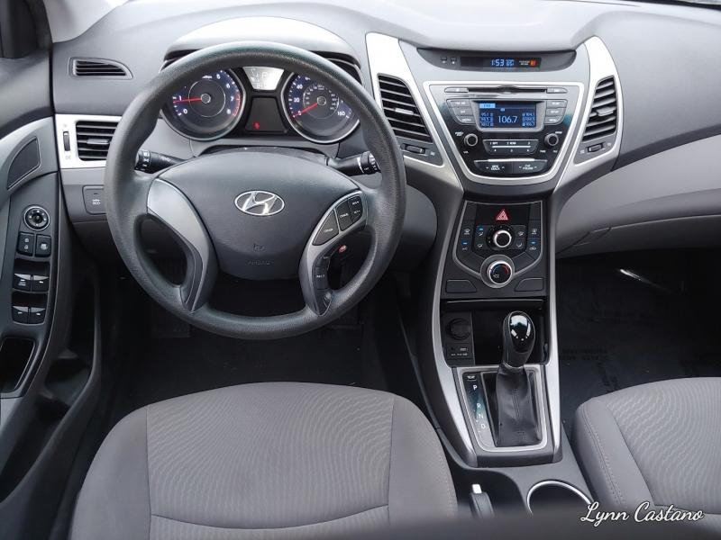 Hyundai Elantra 2016 price $12,499