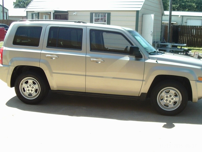 Jeep Patriot 2010 price $7,995