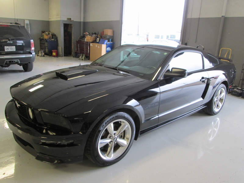 Ford Mustang 2007 price $7,300