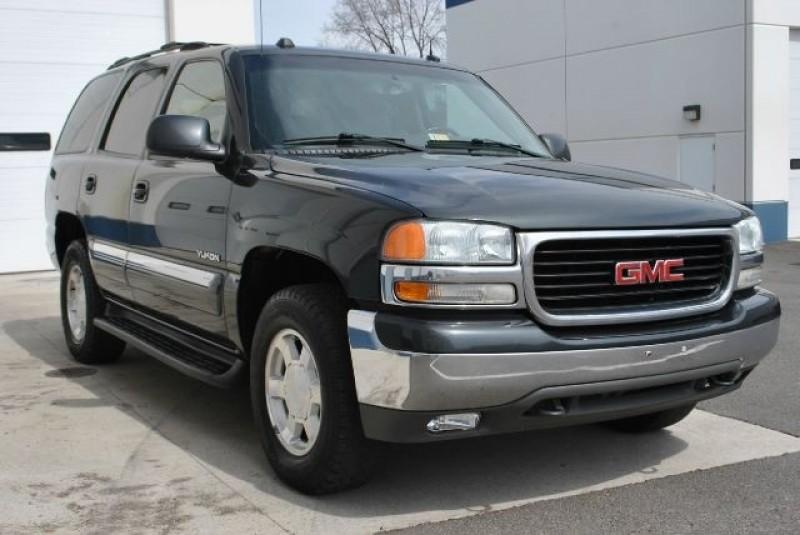 GMC Yukon 2004 price $7,999