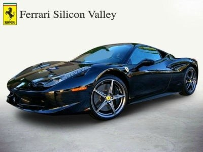Ferrari 458 Italia 2011 price $74,999