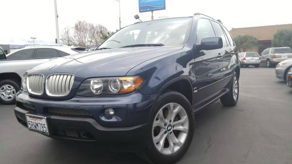 BMW X5 2006 price $8,990