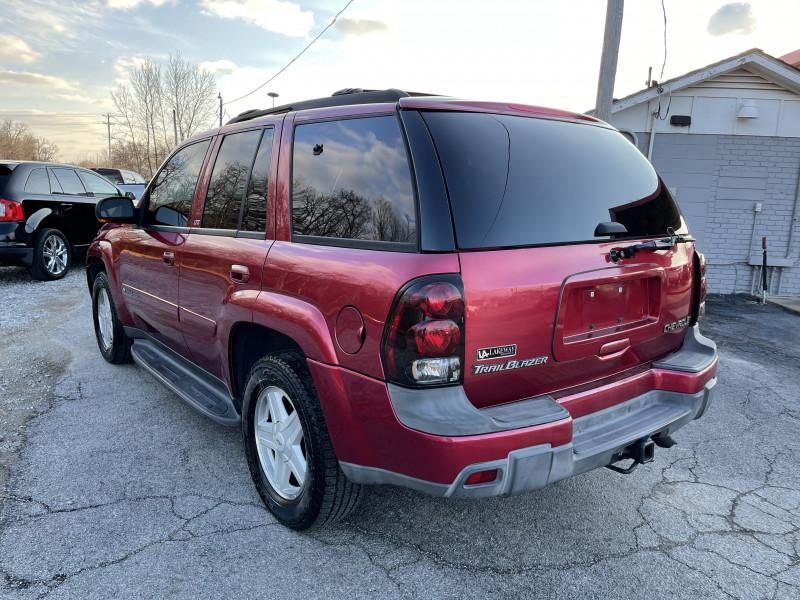 Chevrolet TrailBlazer 2003 price $5,488