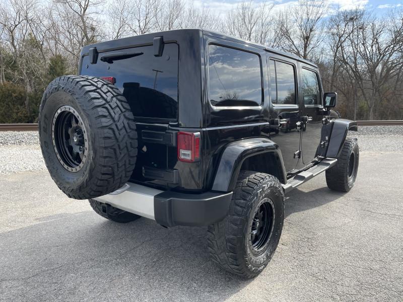 Jeep Wrangler Unlimited 2011 price $21,995