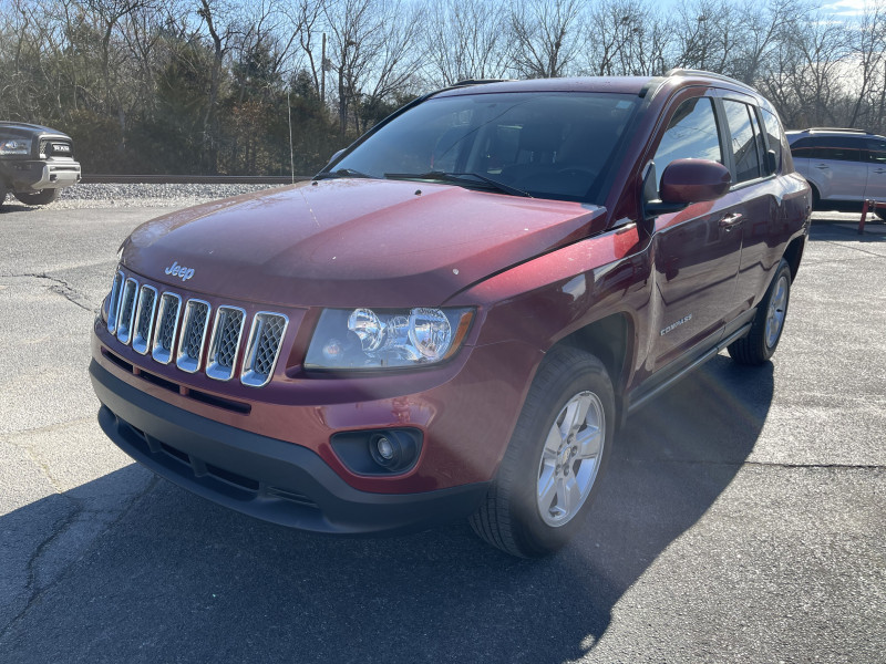 Jeep Compass 2017 price $11,450
