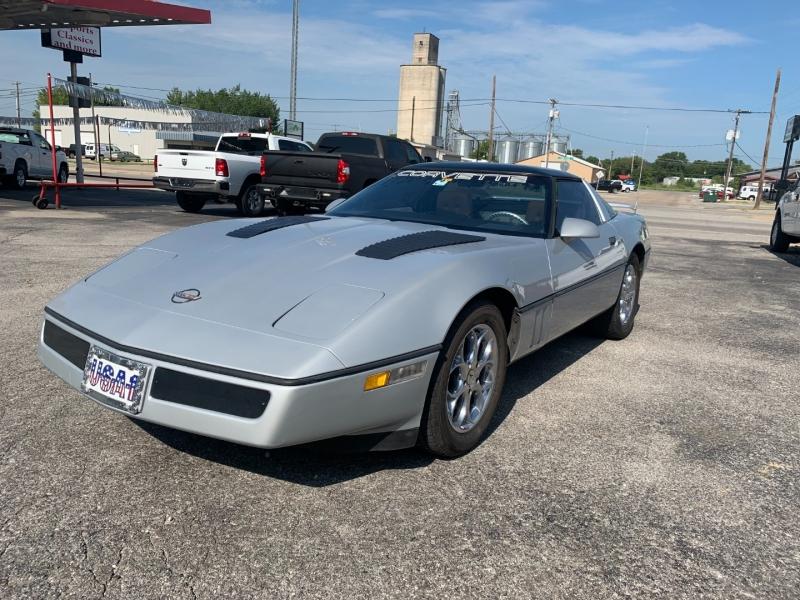 Chevrolet Corvette 1985 price $8,995