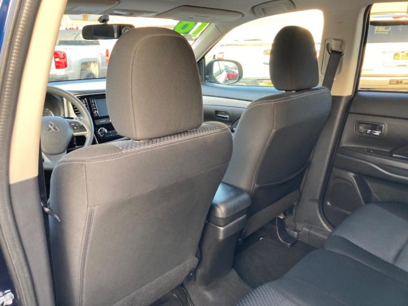 Mitsubishi Outlander 2018 price $16,308 Cash