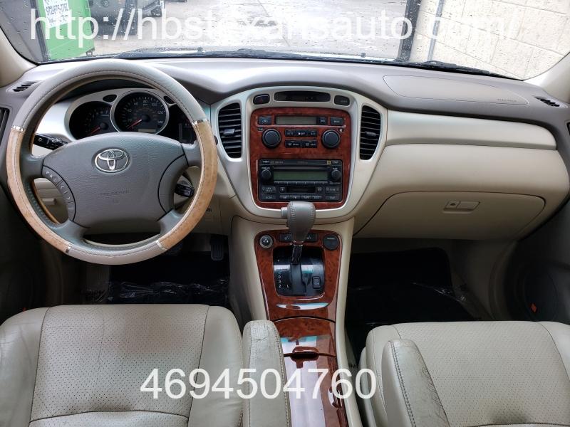 Toyota Highlander 2004 price $5,600 Cash