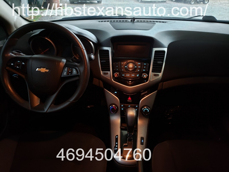 Chevrolet Cruze 2015 price $9,500 Cash