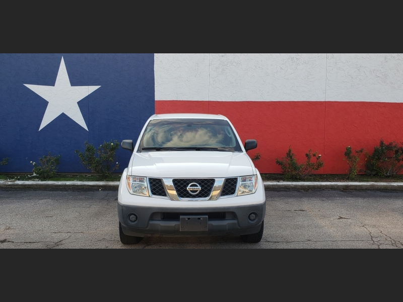 Nissan Frontier 2008 price $6,500