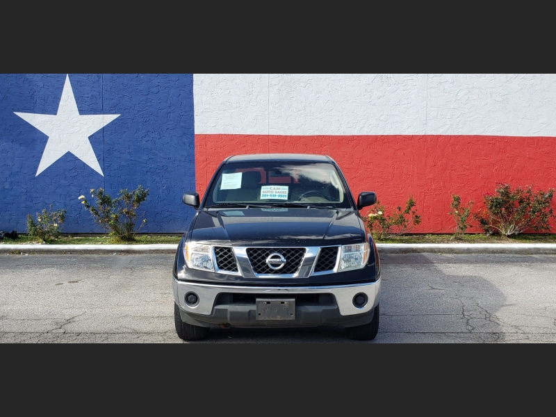 Nissan Frontier 2006 price $6,000